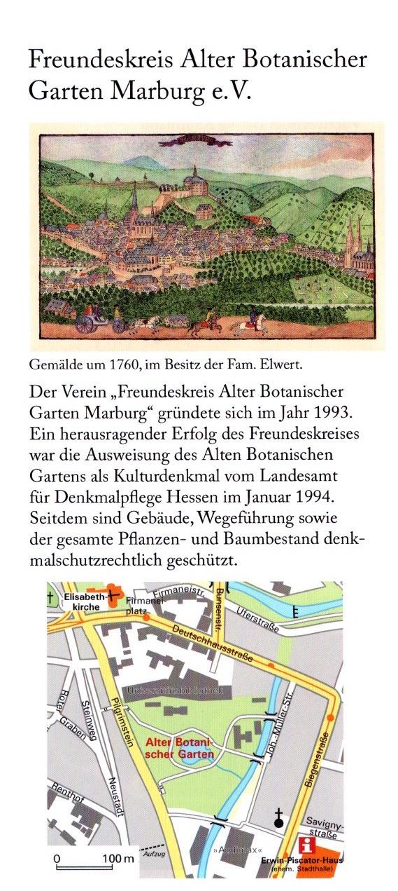 Marburg Botanischer Garden 5